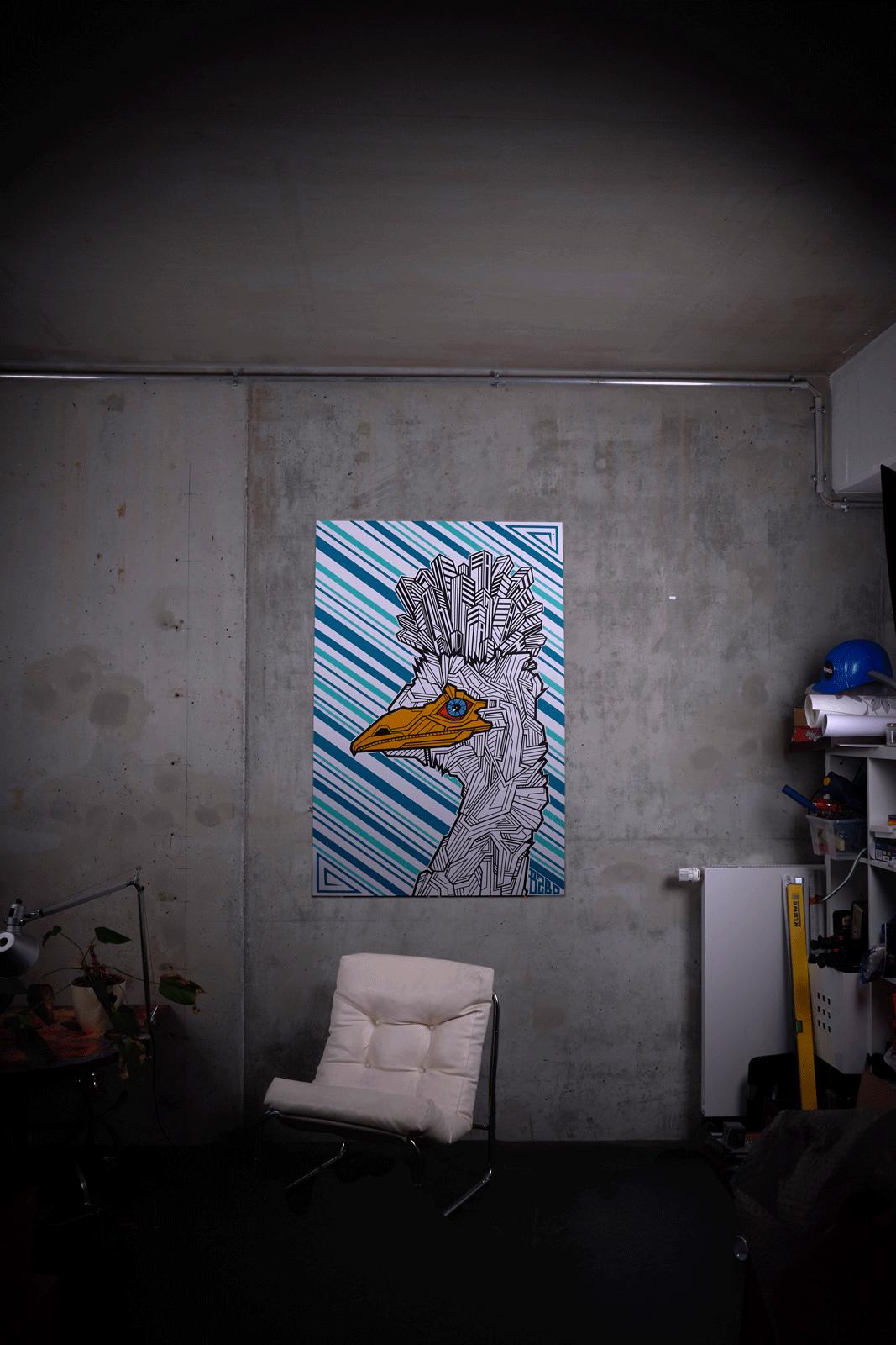 city-bird